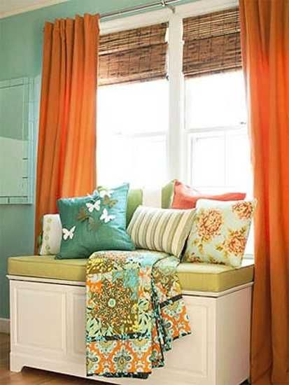 terracotta orange colors and matching interior design on color combinations for home interiors id=25790