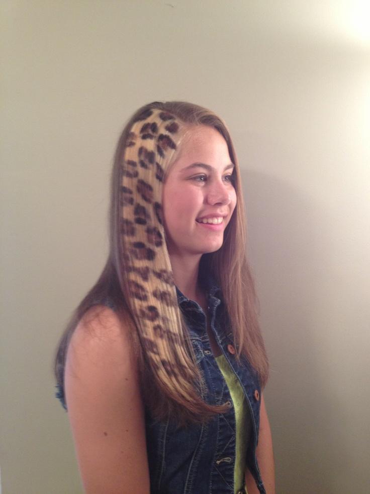 Leopard Print Hair Hair Pinterest Hair Leopards