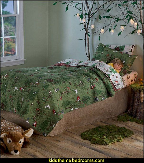 17 Best Images About Enchanted Forest Bedroom On Pinterest Theme Bedrooms Fairy Bedroom And