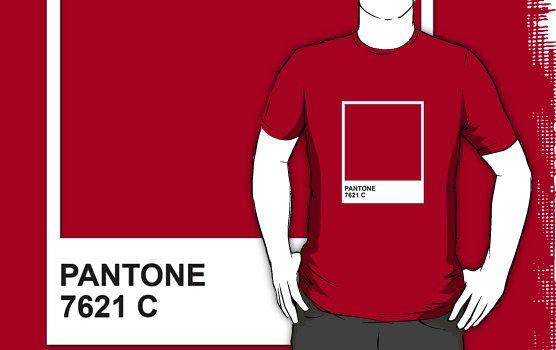 Pantone 7621 C By MrDave888 Medici Colors Pinterest