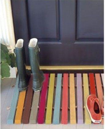 18 DIY Doormat projects – s