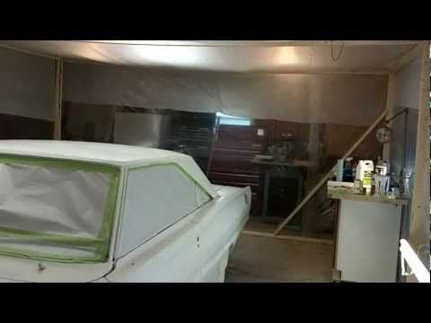 How To Paint A Car Bare Metal Clearcoat Steps Painting