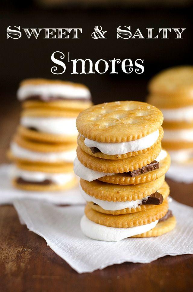 Sweet more! Yum!