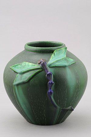 Door Pottery Nouveau Arts Crafts Style Pottery Ceramics