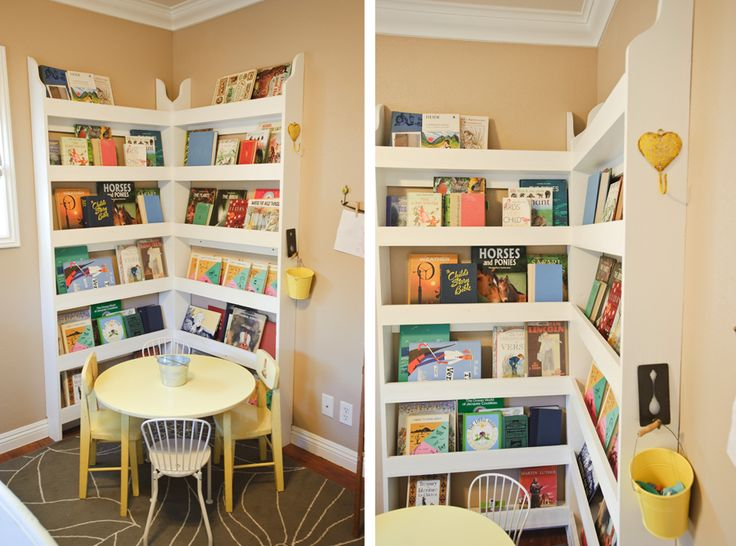 17 Best Ideas About Playroom Shelves On Pinterest