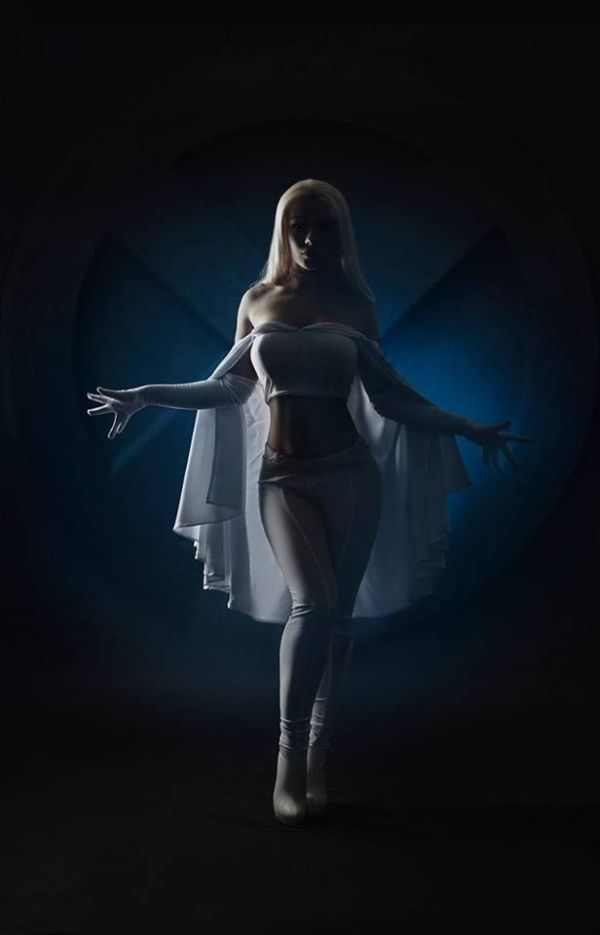 240 best images about MARVEL Cosplay: Emma Frost (aka The ...