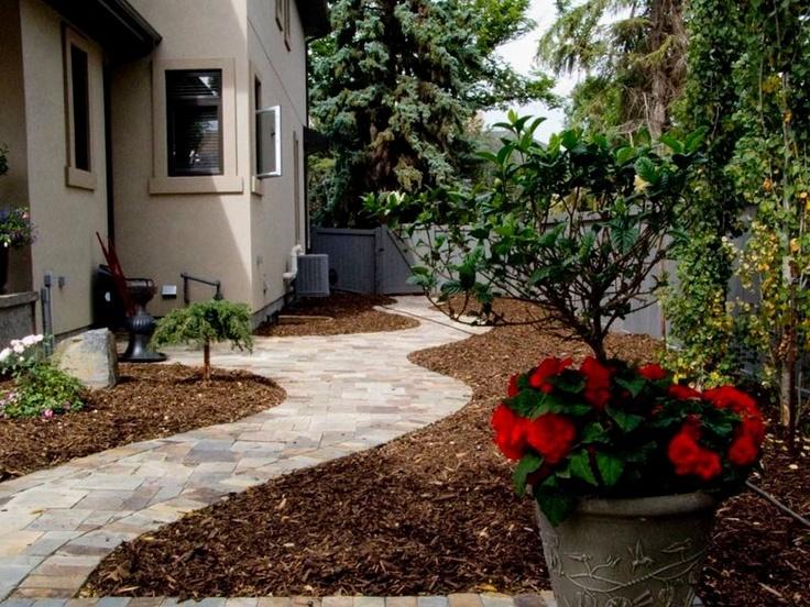 17 Best images about No grass garden ideas on Pinterest ... on Small Backyard Ideas No Grass  id=15268