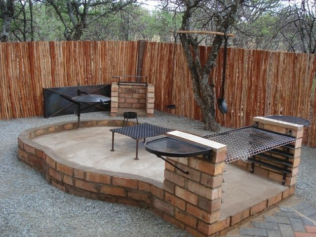 116 best images about Braai Area on Pinterest | Outdoor ... on Modern Boma Ideas id=95105