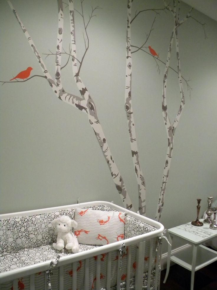 17 Best Ideas About Tree Decal Nursery On Pinterest Tree