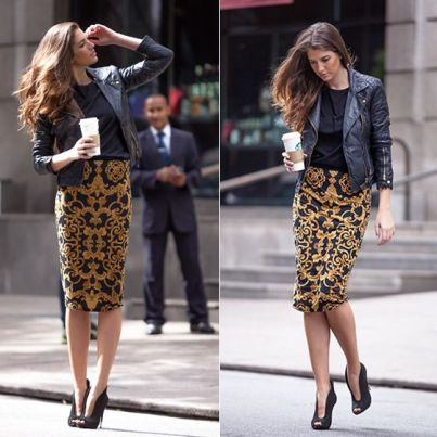 Manu Bordasch - Baroque Print | STEAL THE LOOK