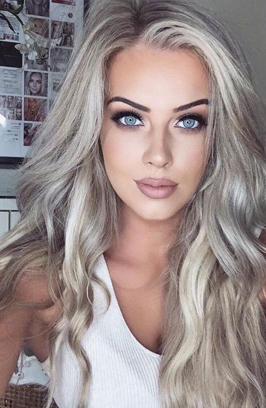 25 Best Ideas About Ash Blonde On Pinterest Ashy Blonde