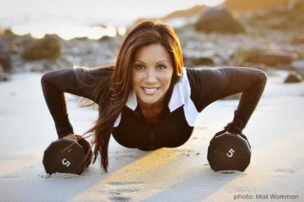12 best images about Kiana Tom on Pinterest Fit moms