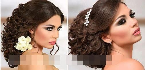 Arabic Hairstyles Arabic Hairstyles Pinterest