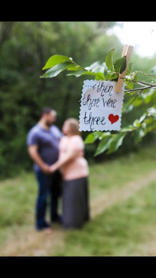 25+ best ideas about Facebook pregnancy announcement on ...
