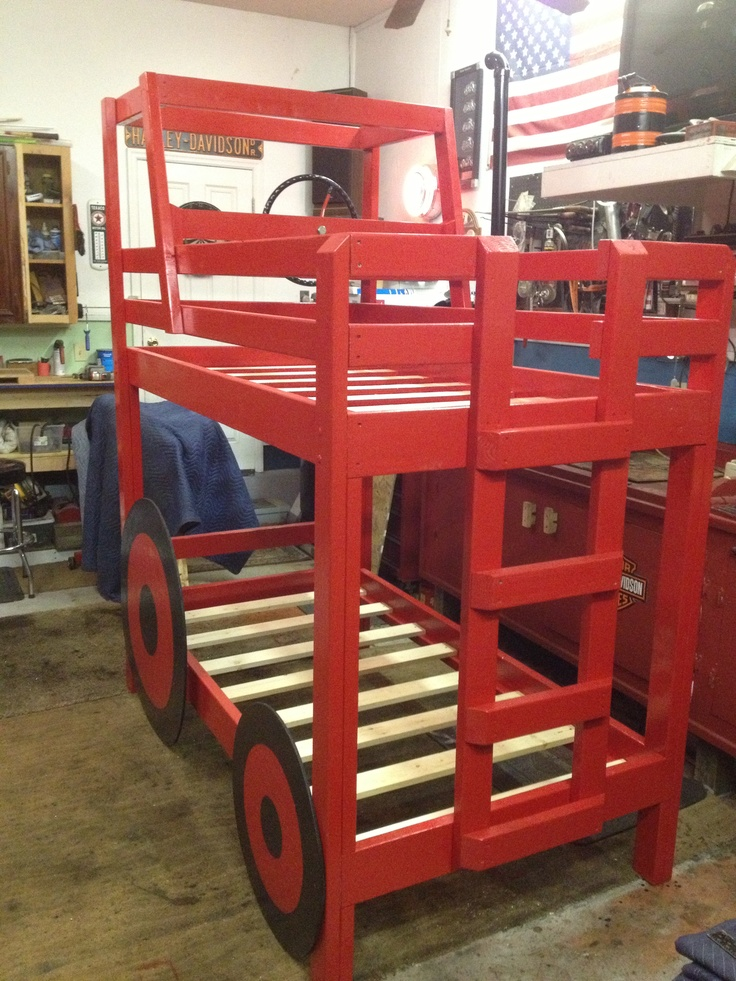 Tractor Bed Woodworking Pinterest Tractor Bed Beds