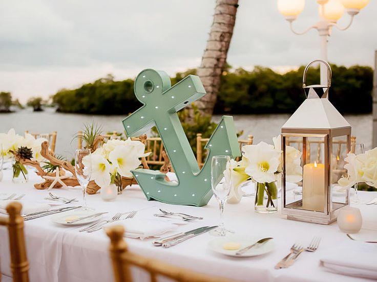 Best 25+ Nautical Table Centerpieces Ideas On Pinterest