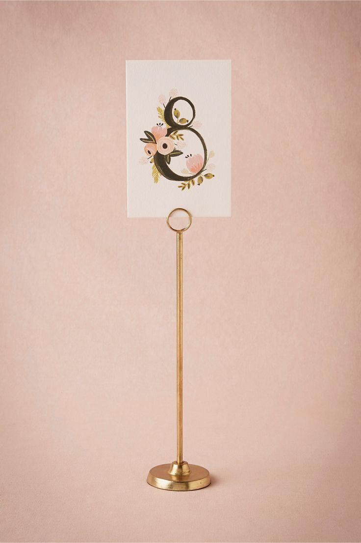 1 Golden Spindle Cardholder At BHLDN Style Details