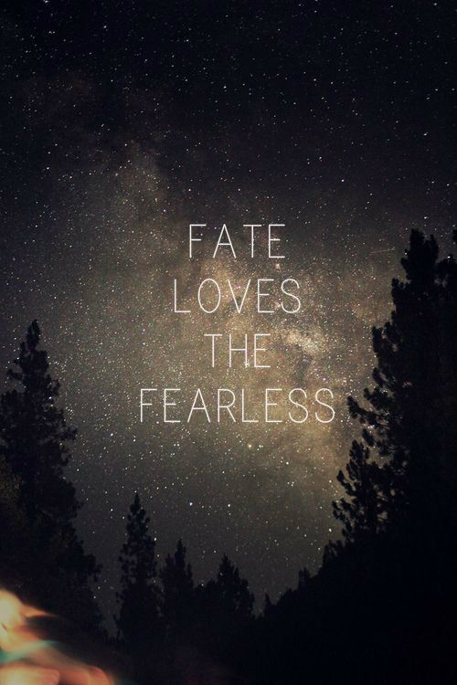 19 fate loves the fearless Tumblr Phone Backgrounds