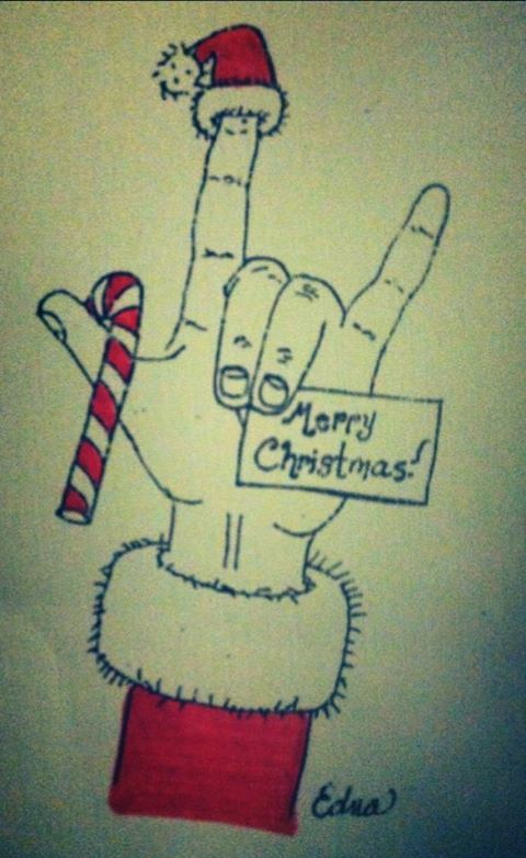 ily in sign language merry christmas - Merry Christmas In Sign Language