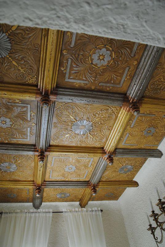 Decorative Ceiling Tiles Inc Store Spanish Silver