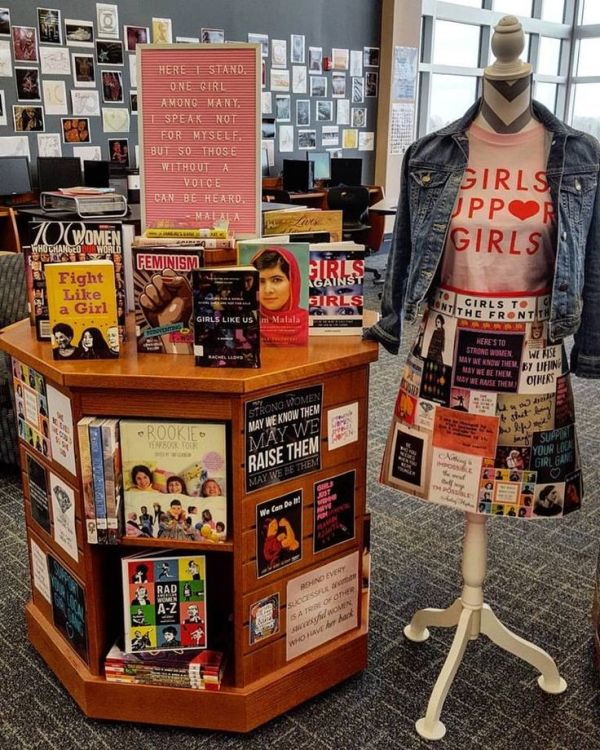 48 best images about Library Posters/Displays on Pinterest ...
