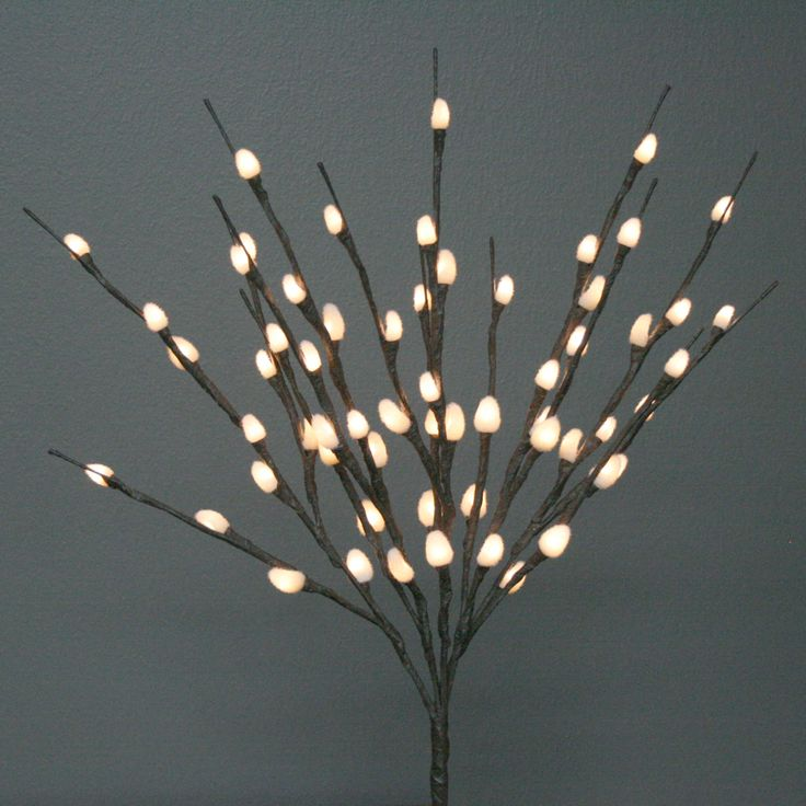 Led Battery Operated Timer String Lights Warm White