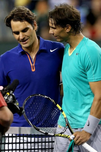 Image result for Why tennis can't afford to lose Roger Federer and Rafa Nadal -- just yet