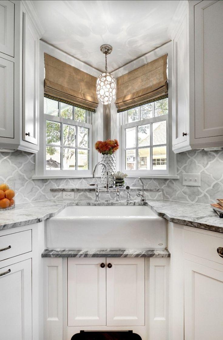 20 best images about kitchen sink window treatments on pinterest window treatments kitchen on kitchen sink ideas id=13567