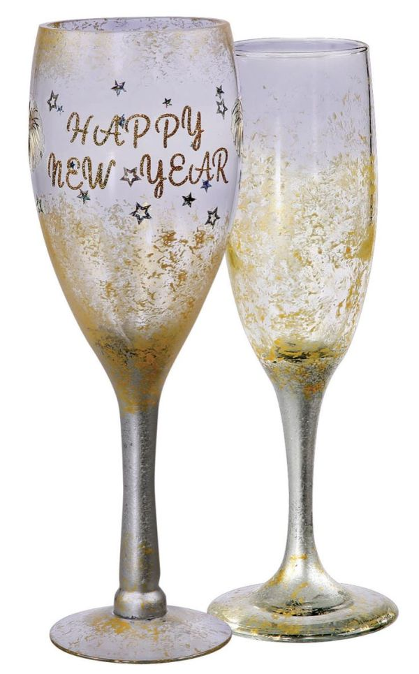 11 best images about New years on Pinterest   Metallic ...