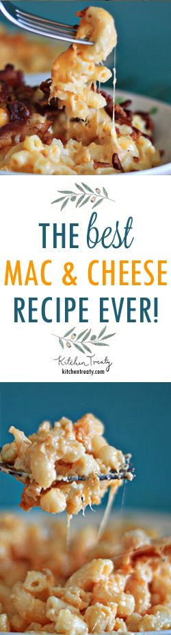 The Best Macaroni and Cheese Recipe Ever – Seriously. Creamy, cheesy, straightforward, ooey, gooey – this macaroni and cheese will