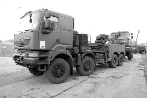 Kerax 8x8 wrecker   Wreckers, RollBacks, and CarHaulers ...