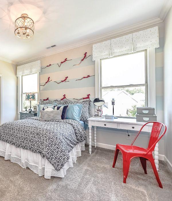 1000+ images about Girl's Bedroom Design Ideas on Pinterest on Model Bedroom Design  id=80446