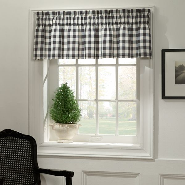Black And White Valance Black Amp White Pinterest The