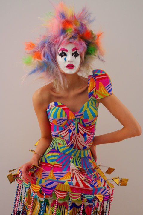 Manish Arora Carousel Dress Art Of Dress Pinterest