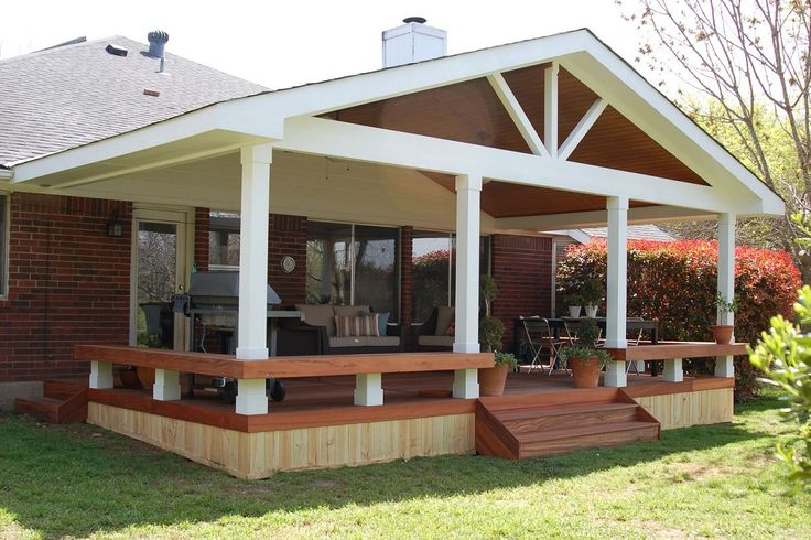 Back Yard Patios On a Budget | covered patio ideas on a ... on Backyard Patios On A Budget id=81228