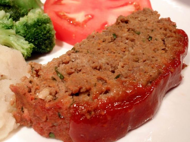 Weight Watchers Points Plus Recipes – Meatloaf for 4 points and lots of other great recipes!