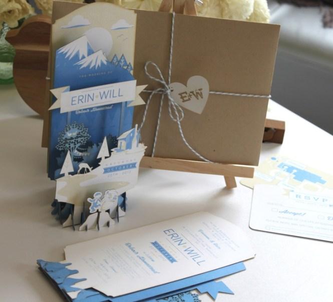 Wedding Invitation Pop Up Weddinginvite