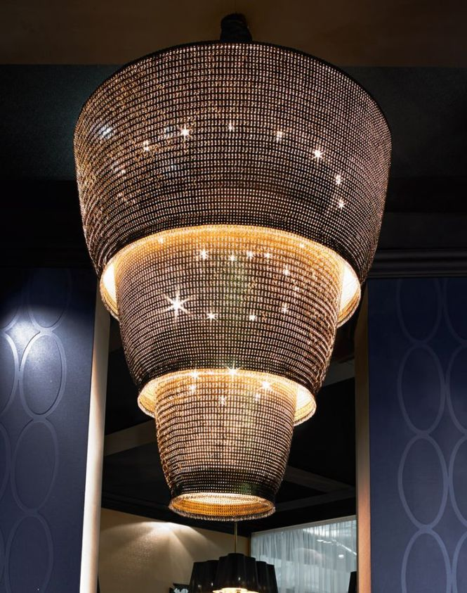 Instyle Decor Luxury Hotel Chandeliers Modern Contemporary Custom