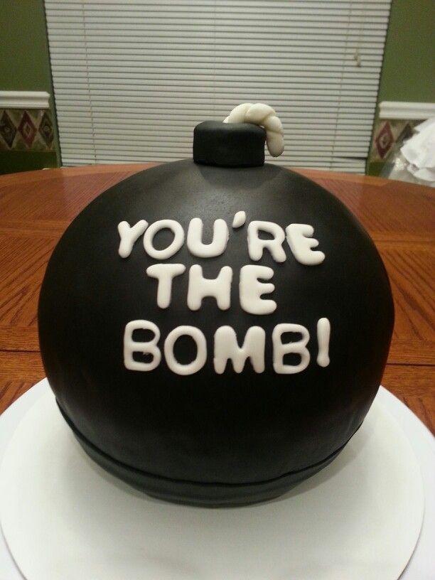 Bomb Cake Cakes I Ve Made Pinterest Bomb Cake And Cakes