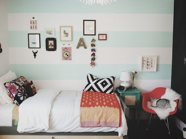 1000+ Ideas About Painting Horizontal Stripes On Pinterest