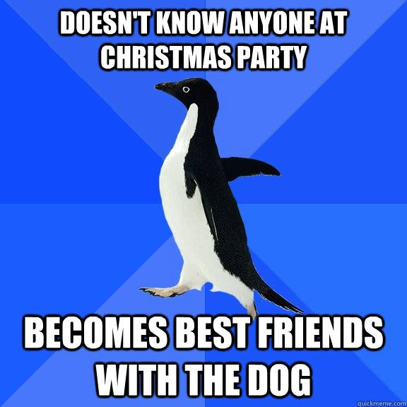 Christmas Party Mc Jokes