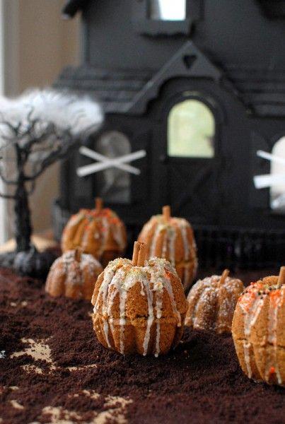 Rustic Mini Pumpkin Cakes   Boulder Locavore