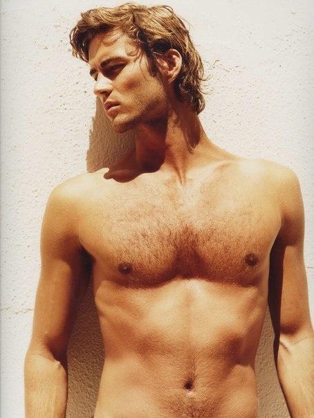 Christian Jorgensen Blond Strong Beautiful Men