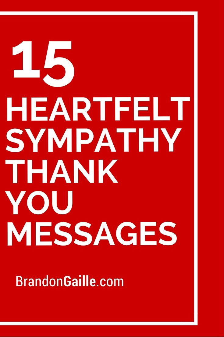 Best 25 Sympathy Thank You Notes Ideas On Pinterest
