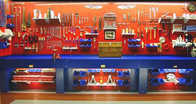 17 Best Ideas About Pegboard Garage On Pinterest Tool