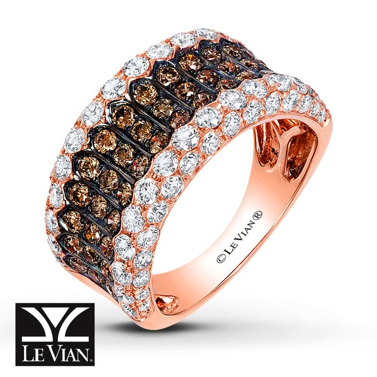 LeVian Chocolate Diamonds And Vanilla Diamonds 2 13