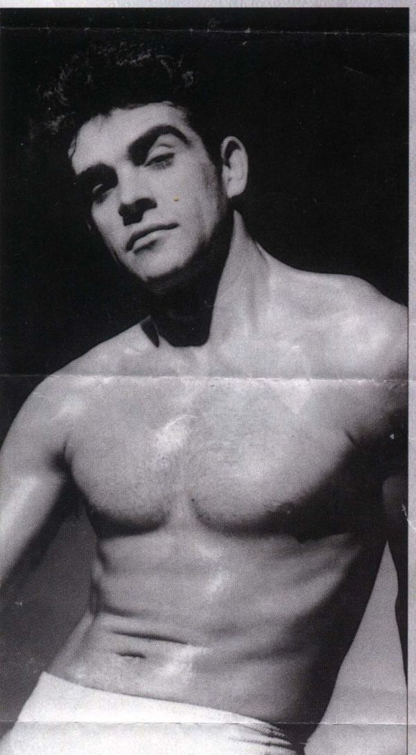 Sean Connery, Mr. Universe runner-up.   Oh My!   Pinterest ...