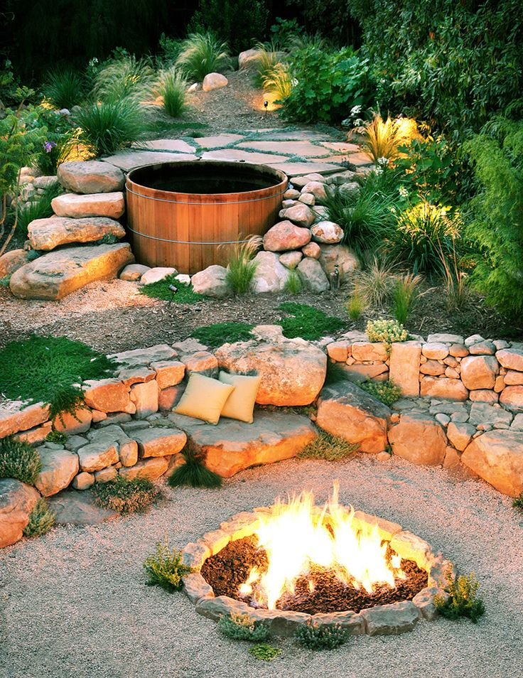 247 best images about Backyard Retreats on Pinterest on Backyard Retreat Ideas id=54045
