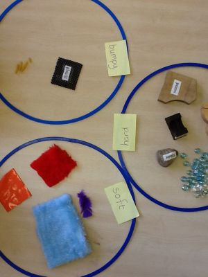 Sorting materials Science Year 1 KS1 | Florence