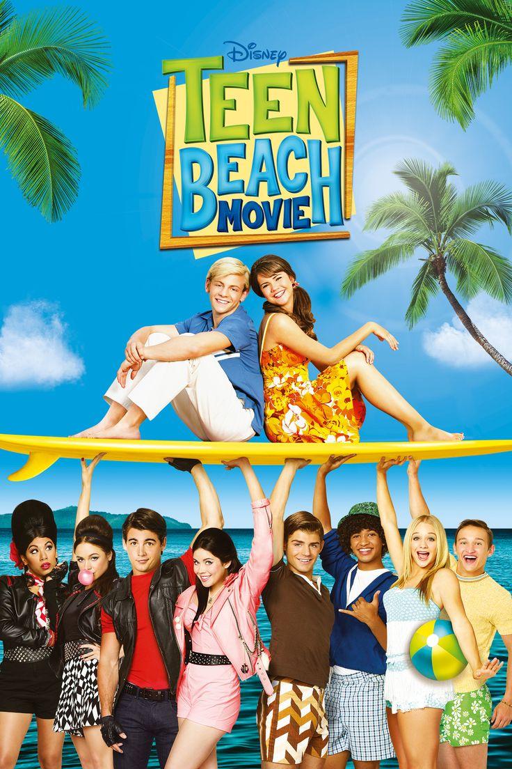 Poster do filme Teen beach movie